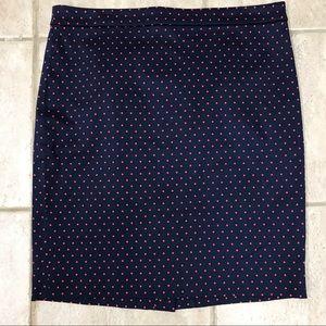 "J. Crew Factory ""The Pencil Skirt"""